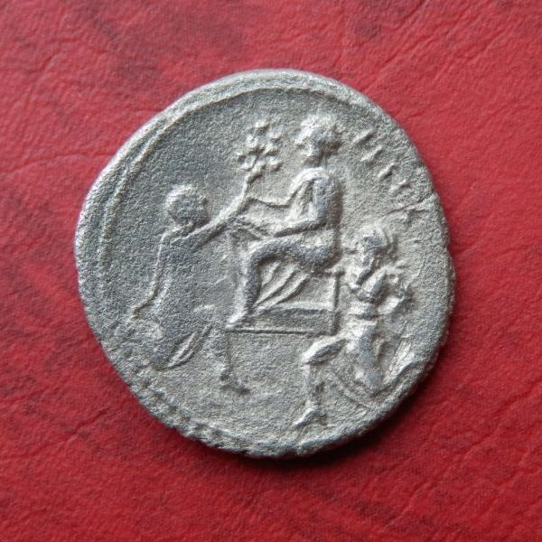 古代ローマコイン 共和政期 ファ...