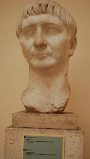 古代ローマ皇帝トラヤヌスのコイン特集