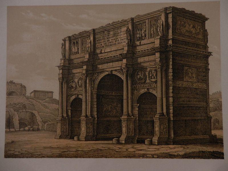 コンスタンティヌス 凱旋門